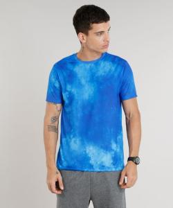 Camiseta Masculina ace estampada | R$26