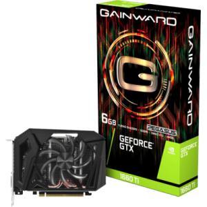 PLACA DE VÍDEO GAINWARD GEFORCE GTX 1660 TI PEGASUS 6GB GDDR6 PCI-EXP