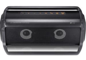 Caixa de Som Bluetooth Xboom Go PK7 Preta LG à Prova d´Água - R$599