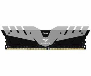 Memoria Team Group T-Force Dark 4GB (1x4) 2400MHz DDR4 Cinza