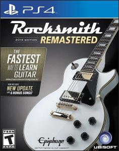 Rocksmith 2014 Edition - Remastered - PS4 R$ 32,25 (PSN Plus)