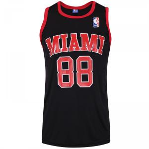 Camiseta Regata NBA Miami Heat Retrô - Masculina
