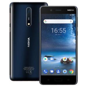 NOKIA 8 Versão Global 5,3 polegadas 6GB 128GB Snapdragon 835 Octa Núcleo 4G Smartphone - Azul