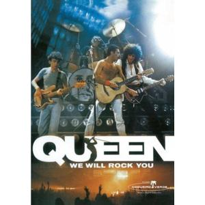 DVD Queen - We Will Rock You