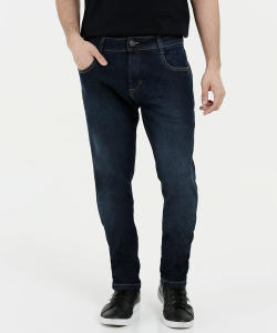 Calça Masculina Jeans Skinny Marisa - R$39