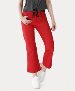 Calça Feminina Jeans Flare Razon - R$42