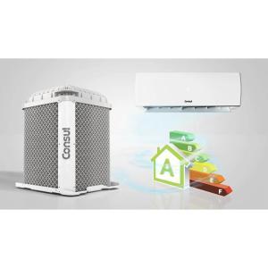Ar Condicionado Split Consul 9000 btus frio maxi refrigeração e maxi economia CBN09CB/CBO09CB - Branco 220V por R$ 949