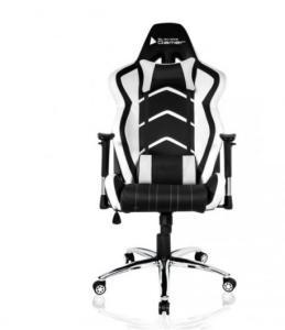 Cadeira gamer Crystal BCH-25WRBK BLUECASE - 03935 | R$622