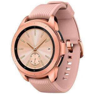 Smartwatch Samsung Galaxy Watch Sm-r810 42 Mm Com Gps-wi-fi-nfc-bluetooth - Rosa