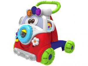 Andador para Bebê Chicco MoveGrow - Ônibus - Primeiros Passos - R$190