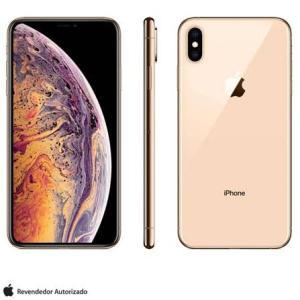 iPhone Xs Max 64GB Prata IOS12 4G + Wi-fi Câmera 12MP - Apple - R$5849