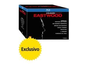 Blu-ray Coleção Clint Eastwood - 7 Discos por R$ 180