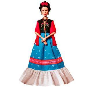 Boneca Barbie Collector Inspiring Women Series Frida Kahlo - Mattel - R$162