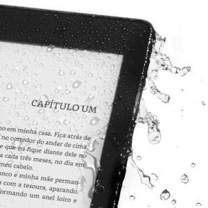 Kindle Novo Paperwhite, 8GB, Wi-Fi, Preto - AO0705