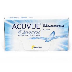 [AME 20%] Lente de contato Acuvue Oasys R$ 108 (com AME tem R$21,67 de cashback)