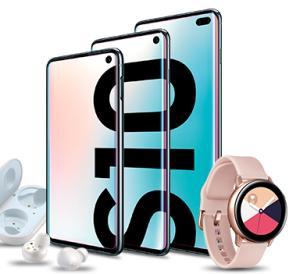 Pré-venda Smartphone Samsung Galaxy S10, S10E e S10+ com Cartões Porto Seguro - a partir de R$2699