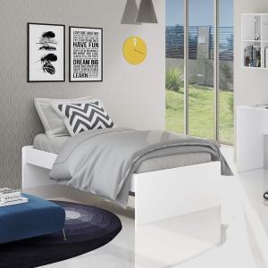 Cama Solteiro Turca Versatile Casa D Branco | R$307