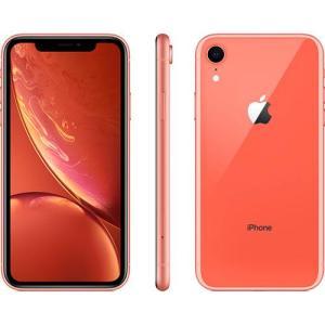 iPhone Xr 128GB Coral IOS12 4G + Wi-fi Câmera 12MP - Apple - R$ 4319