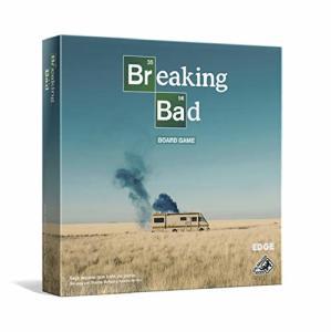Jogo De Tabuleiro Breaking Bad - Galápagos Jogos - R$189