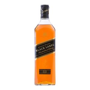 Whisky Escocês Johnnie Walker Black Label 12 Anos 1 Lt | R$104