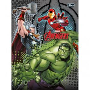 Outlet Tilibra - Caderno Avengers com 66% de desconto