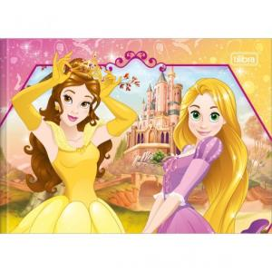 Outlet Tilibra - Caderno Princesas com 65% de desconto