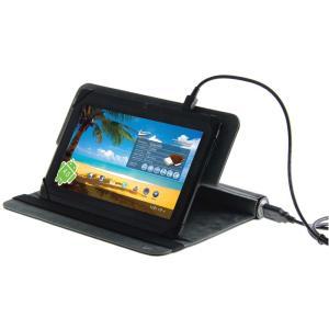 """Capa Leadership 591 para Tablet 7"""" com Bateria de Emergência - R$12"""