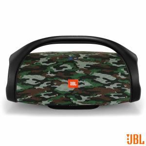 Caixa de Som Bluetooth JBL com 60W de Potência, Boombox Camuflada - LBOOMBOX - R$1469