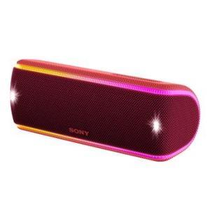 Caixa de som sem fios SRS-XB31, com Extra Bass, Iluminação multicolorida, efeitos sonoros, com design a prova d'água e poeira - R$450