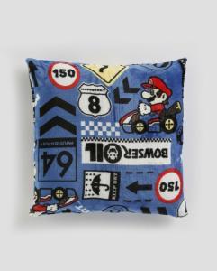 Almofada Mario 49x49cm | R$20