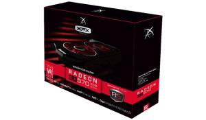 PLACA DE VÍDEO XFX RADEON RX 570 4GB OC+ RS XXX EDITION