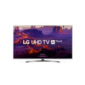 """Smart TV LED 65"""" Ultra HD 4K LG 65UK6540, ThinQ AI, HDR 10 Pro, 4 HDMI e 2 USB - R$ 4060"""