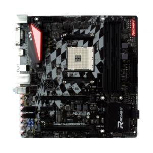PLACA MÃE BIOSTAR RACING B350GT3 DDR4 AMD AM4  - R$ 389,00 Boleto