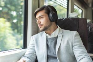 [Sorteio] Fone de ouvido com cancelamento de ruído Sony WH-1000XM3