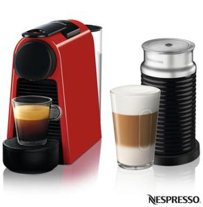 Combo Cafeteira Nespresso Essenza Mini com Aeroccino - R$348
