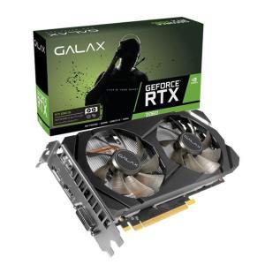 Placa de Video Galax Geforce RTX 2060 OC 6GB GDDR6 R$1690,00
