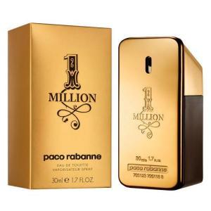 1 Million Paco Rabanne - Perfume Masculino - Eau de Toilette 30 ml