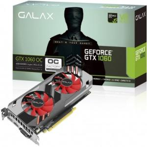 PLACA DE VÍDEO GALAX GEFORCE GTX 1060 OC 6GB
