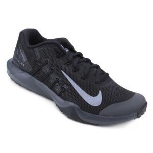 Tênis Nike Retaliation Tr 2 Masculino - Preto e Cinza - R$141