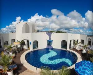 Pacote Ilhéus: Opaba Praia Hotel Aéreo + Hotel com Café da Manhã (7 ou 10 diárias) | R$1.075