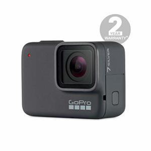 Câmera GoPro Hero 7 Silver, à Prova D'água 10MP 4K Wifi - R$1399