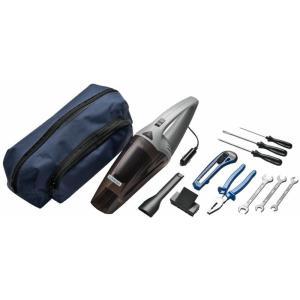 Kit de Ferramentas 9 Peças Ideal para Carro 43411/910 Tramontina | R$103