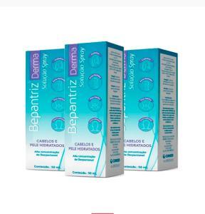 Leve 3 Pague 2 Solução Derma Bepantriz Spray 50ml R$22