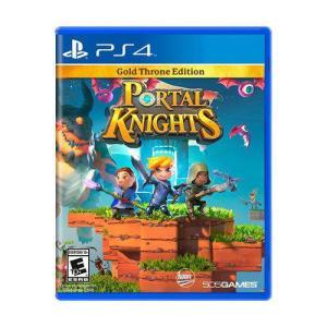 Jogo Portal Knights (Gold Throne Edition) - PS4   R$78
