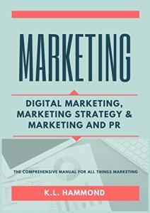eBook Gratis - Digital Marketing, Marketing and Strategy, & Marketing and PR (English Edition)