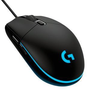 Mouse Gamer Logitech G203 Prodigy RGB 8000DPI - R$90