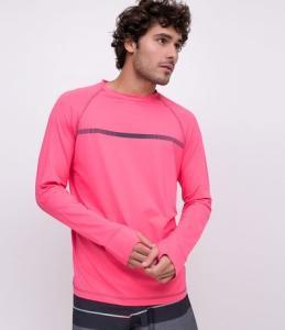 Camiseta esportiva com proteção UV RIPPING - R$29