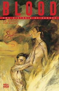 HQ | Blood. Uma História de Sangue - Volume Único Exclusivo Amazon (capa dura) | R$34