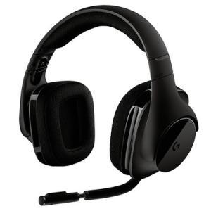 Headset Gamer Logitech G533 Sem Fio 7.1 Surround Drivers Pro-G - R$369