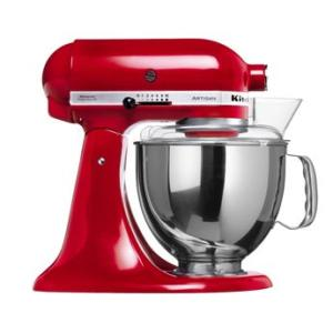 Batedeira Stand Mixer Artisan Empire Red KitchenAid - R$1291
